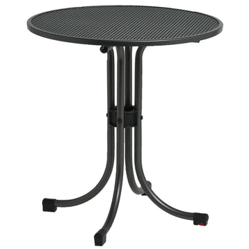 Alexander Rose Portofino Metal Round Bistro Table 0.7m