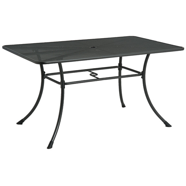 Alexander Rose Portofino Rectangular Table 1.45m x 0.9m
