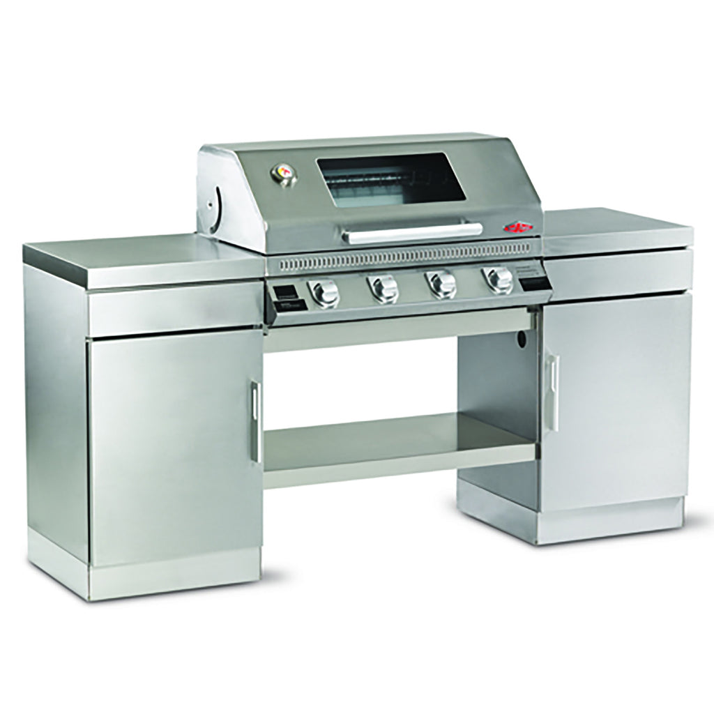 Beefeater Outdoor Kitchen: BeefEater Outdoor Kitchen With 4 Burner Discovery 1100S