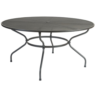Alexander Rose Portofino Metal Round Garden Table 1.5m