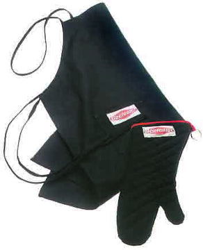 BeefEater BeefMates Barbecue Apron and Mitt Set