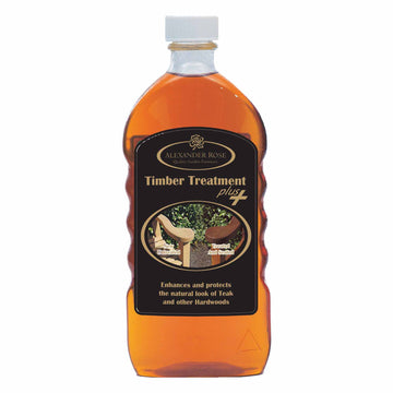 Alexander Rose Timber Treatment Plus Teak Oil