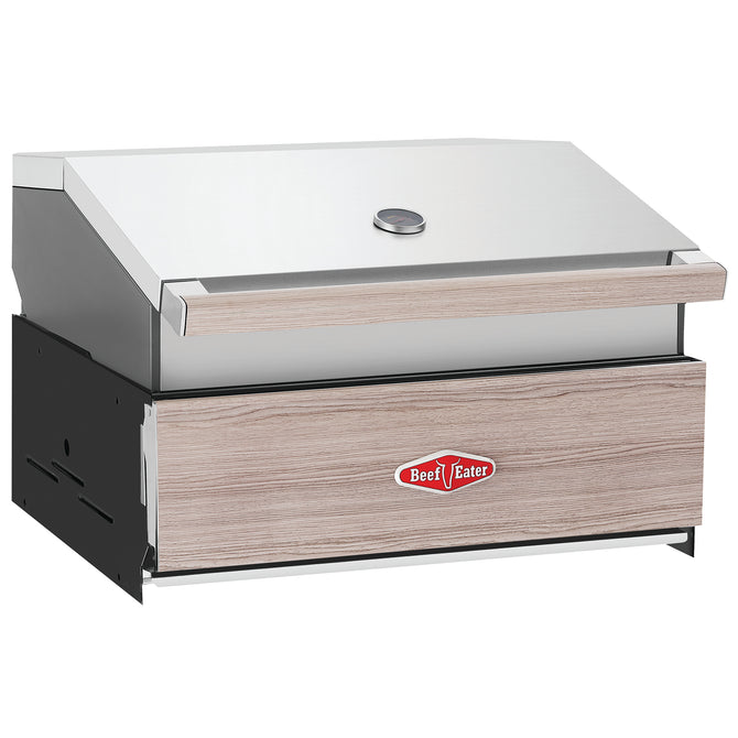 BeefEater 1500 Series 3 Burner Build-in Gas Barbecue