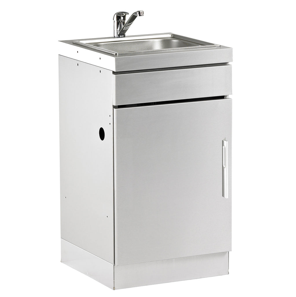 beefeater discovery 1100 outdoor kitchen stainless steel cabinet rh gardentrends co uk Outdoor Kitchen Sink Cabinet DIY Outdoor Kitchen Sinks
