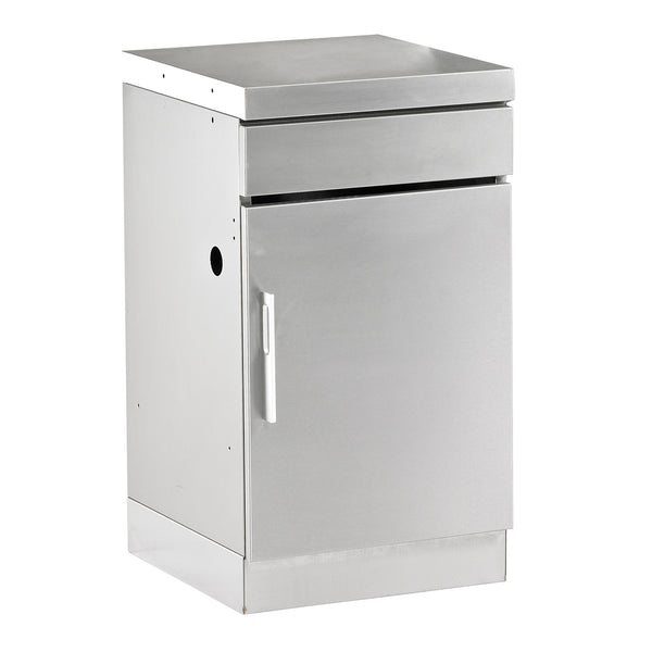 BeefEater Discovery 1100 Outdoor Kitchen Stainless Steel Cupboard