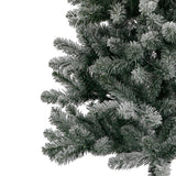 Artificial Snowy Christmas Tree Belton Pine Flocked by Noma