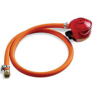 BeefEater UK Gas Hose and Regulator Assembly