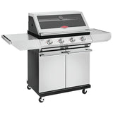 BeefEater Signature 2000 Series 4 Burner Gas Barbecue with Cabinet Trolley