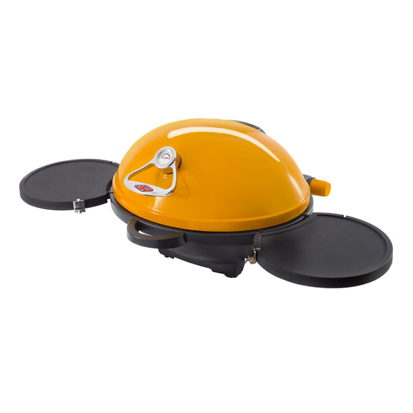 BeefEater BUGG Portable 2 Burner Gas Barbecue - Amber
