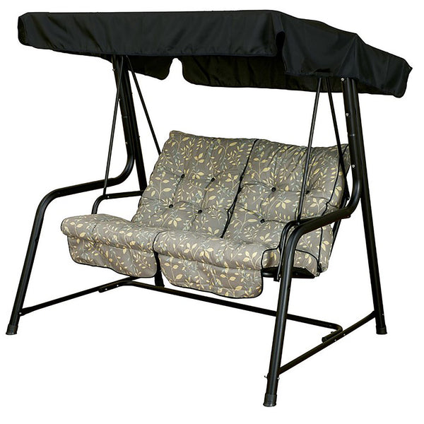 Bracken Outdoors Country Teal Vienna 2 Seat Swingseat