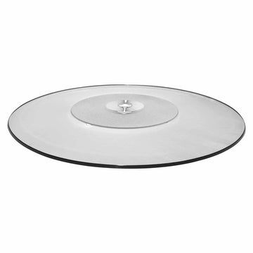 Alexander Rose Glass Lazy Susan 0.7m
