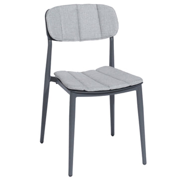 Alexander Rose Outdoor Rimini Stacking Side Chair