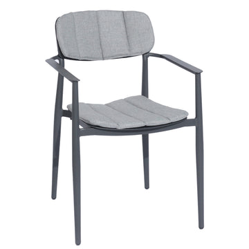 Alexander Rose Outdoor Rimini Stacking Armchair