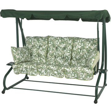 Bracken Outdoors Cotswold Leaf Bed Hammock Garden Swingseat