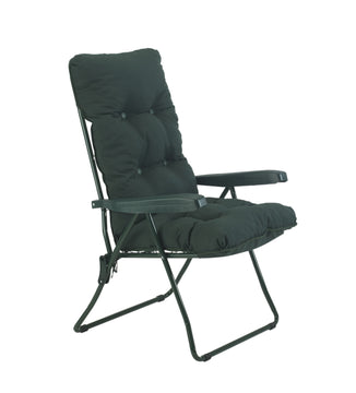 Bracken Outdoors Malaga Green Recliner Garden Chair