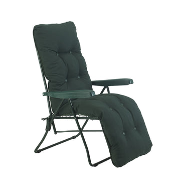 Bracken Outdoors Malaga Green Relaxer Garden Chair