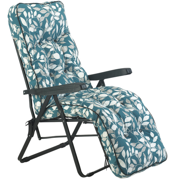 Bracken Outdoors Deluxe Tahiti Leaf Relaxer Garden Chair