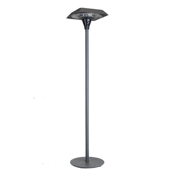 Kalos Universal Floor Standing Outdoor Electric Patio Heater