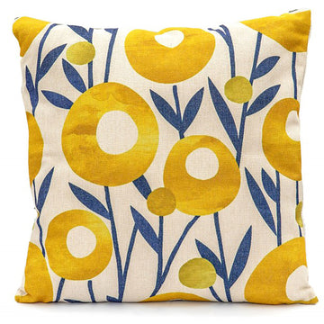 LG Outdoor Nordic Flowers Scatter Cushion