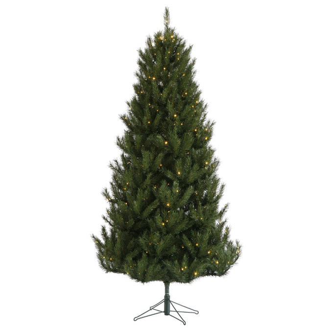 Pre-Lit 6ft Artificial Christmas Tree Madison Pine by Noma