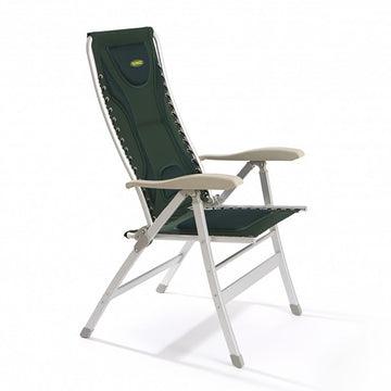 Outback Padded Extra Recliner Chair - Hunter Green