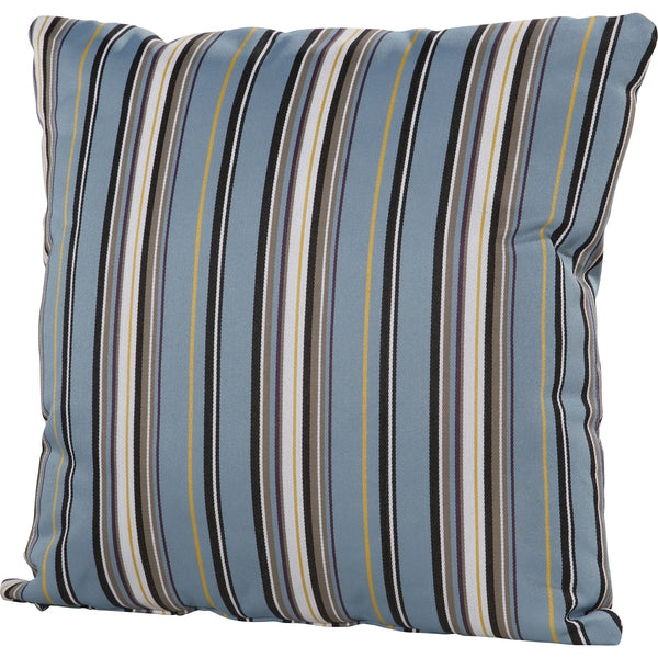 4 Seasons Pillow Scatter Cushion 30 x 30cm with Zip - Albena Blue