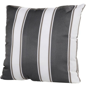 4 Seasons Pillow Scatter Cushion 30 x 30cm with Zip - Curiosity Grey