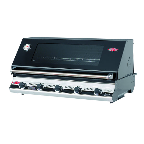 BeefEater Signature S3000E Series 5 Burner Build-in Gas Barbecue