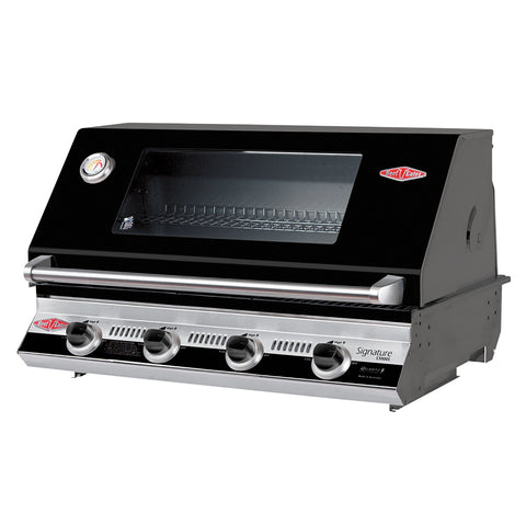 BeefEater Signature S3000E Series 4 Burner Build-in Gas Barbecue