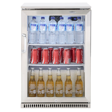 BeefEater Artisan Tropical Outdoor Bar Fridge - Single Door