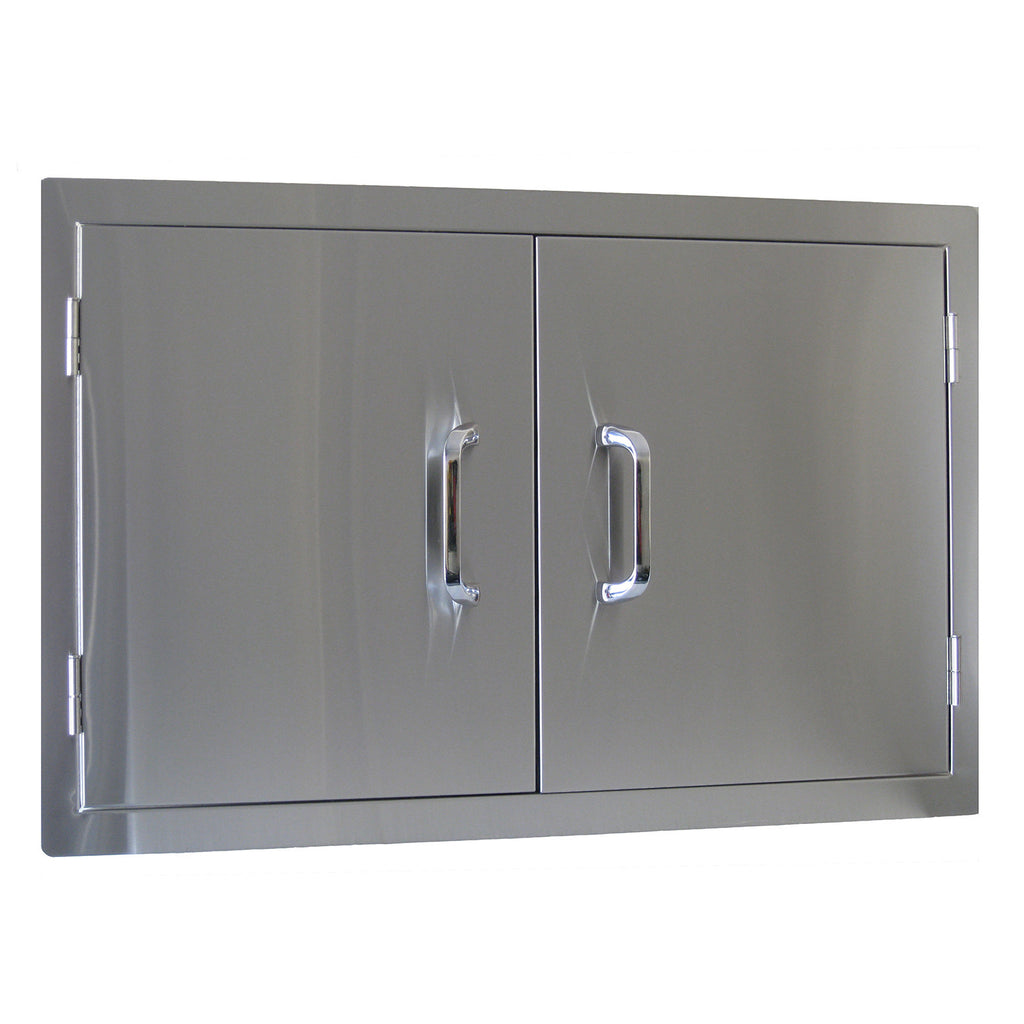 Beefeater Stainless Steel Build-in Outdoor Kitchen Double