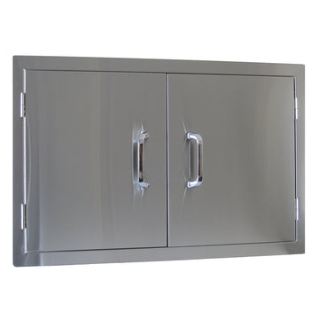 Beefeater Stainless Steel Build-in Outdoor Kitchen Double door