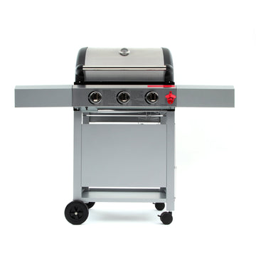 Barbecue Chef i300 3 Burner Stainless Steel Gas Barbecue