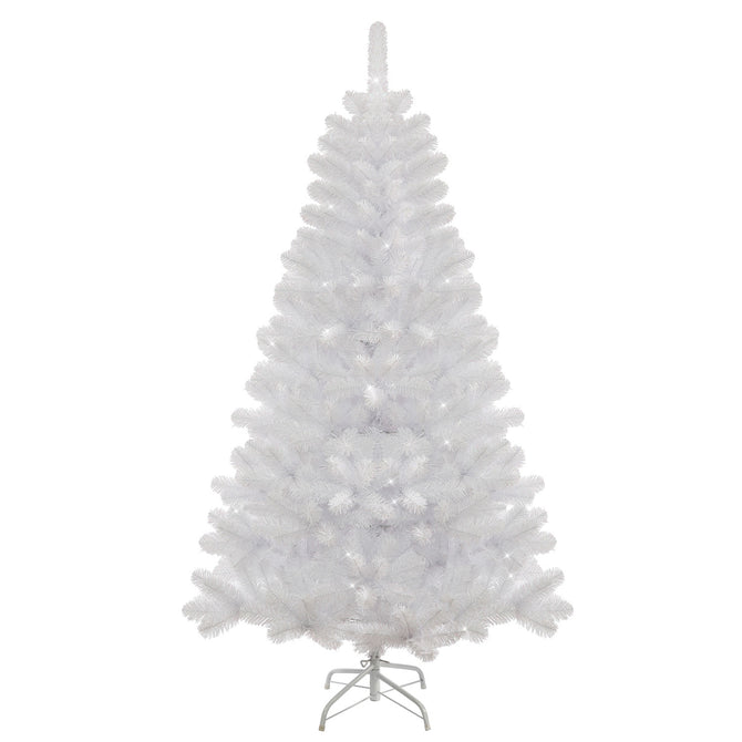Artificial Christmas Tree Sparkle White Pine 5ft by Noma
