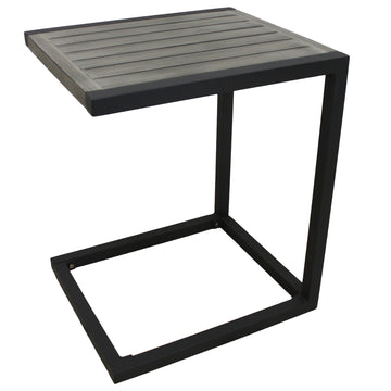 LG Outdoor Turin Aluminium Side Table