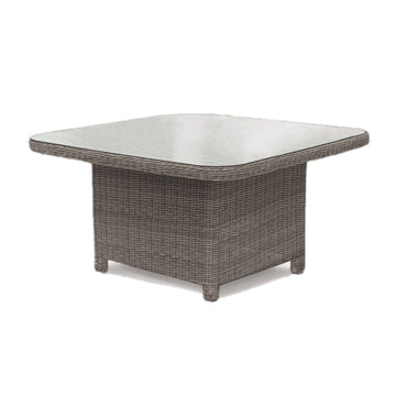 Kettler Palma Grande Glass Top Table Rattan