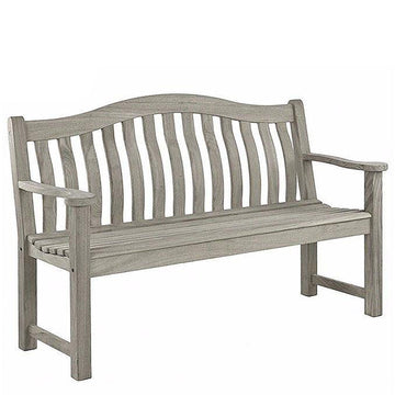 Alexander Rose Old England Turnberry Outdoor Garden Bench 5ft