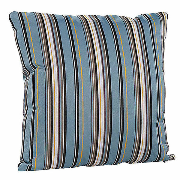 4 Seasons Pillow Scatter Cushion 50 x 50cm with Zip - Albena Blue