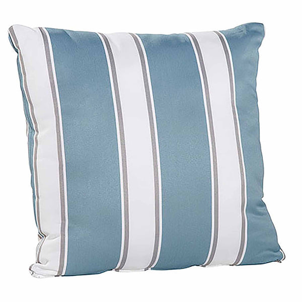 4 Seasons Pillow Scatter Cushion 50 x 50cm with Zip - Curiosity Blue