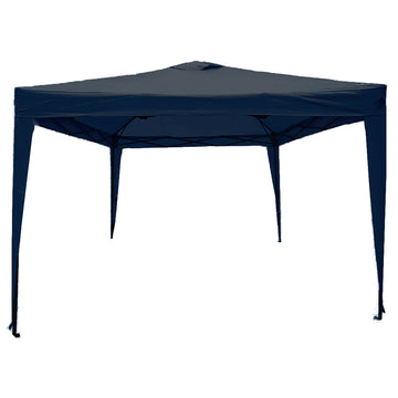 LeisureGrow Hamilton 3m Pop-up Gazebo - Navy Blue
