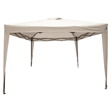 LeisureGrow Hamilton 3m Pop-up Gazebo - Cream