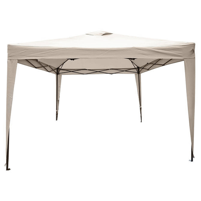 LG Outdoor Hamilton 3m Pop-up Gazebo - Cream