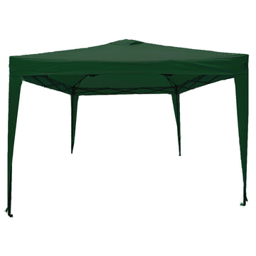 LeisureGrow Hamilton 3m Pop-up Gazebo - Green