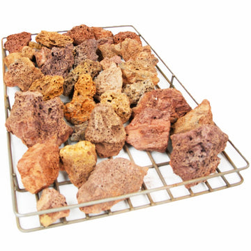 Outback Lava Rock Basket to fit 2 Burner Gas Barbecues
