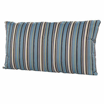 4 Seasons Pillow 30 x 60cm with Zip - Albena Blue