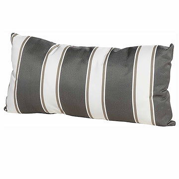 4 Seasons Pillow 30 x 60cm with Zip - Curiosity Grey