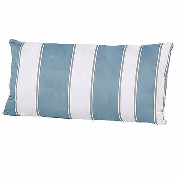 4 Seasons Pillow 30 x 60cm with Zip - Curiosity Blue