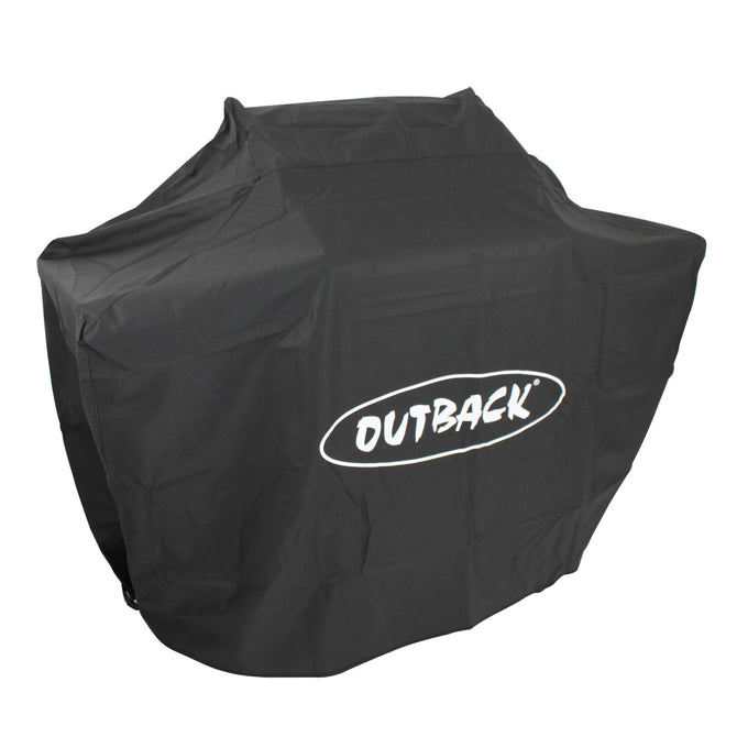 Outback Cover to fit Dual Fuel 4 Burner Gas Barbecue
