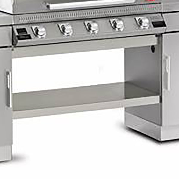 BeefEater 1100 Series ODK 3 Burner Bottom Shelf - Stainless Steel