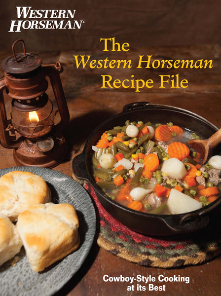 The Western Horseman Recipe File